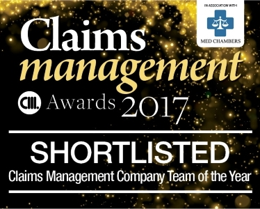 Claims Management Awards 2017