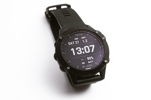 best smartwatch for android product photo of garmin fenix 6