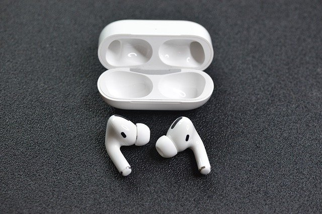 gift idea for christmas airpods on show