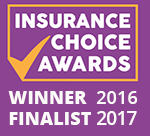 Insurance Choice Awards Winner
